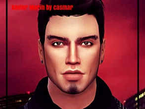 Sims 4 — Xavier Marin by casmar — Xavier is an ambitious businessman, very charismatic, always gets what he wants! His