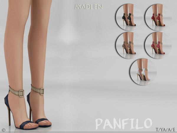 Madlen Pantfilo Shoes
