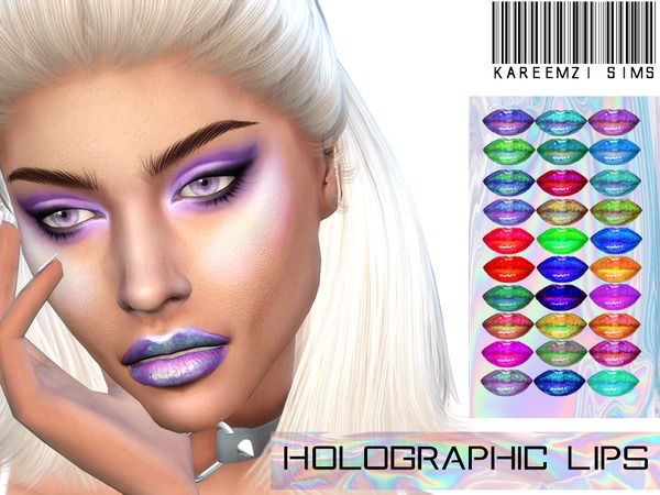 Holographic Lips