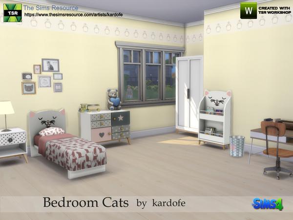 kardofe Bedroom Cats