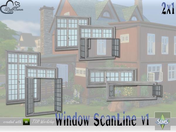 WindowSet ScanLine 2x1 v2