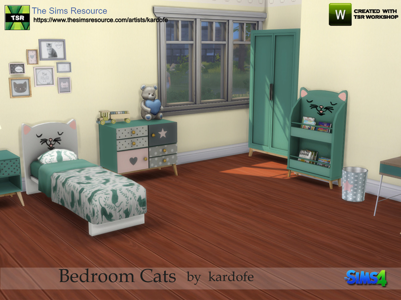 kardofe bedroom cats. Black Bedroom Furniture Sets. Home Design Ideas