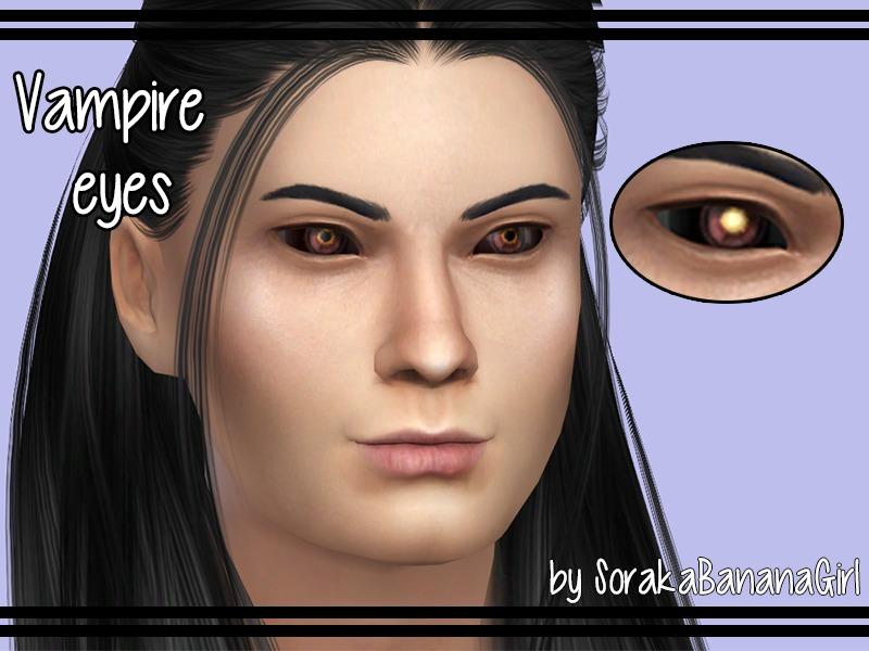 SorakaBananaGirl's Vampire Eyes