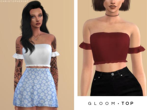 Gloom Top || Christopher067