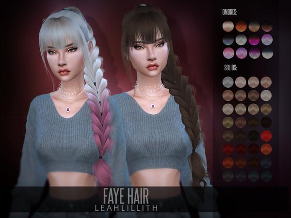 LeahLillith Faye Hair