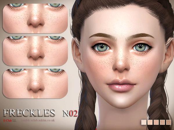 S Club LL ts4 freckles 02
