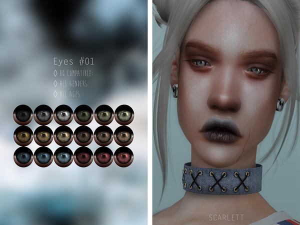 Eyes #01