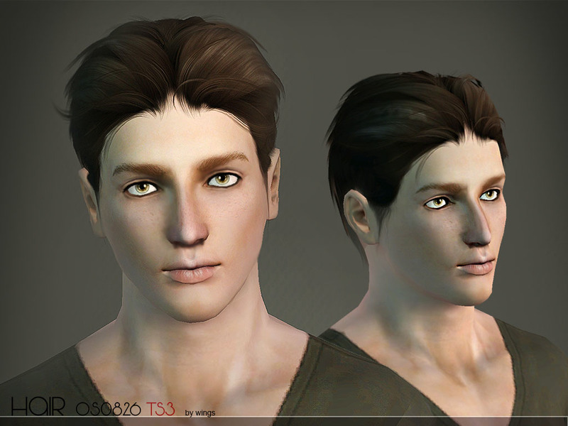 Male Sims 3 Hairstyles