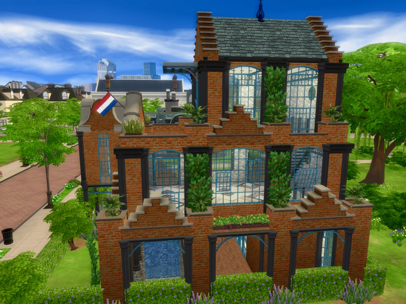 how to buy another house in sims 4