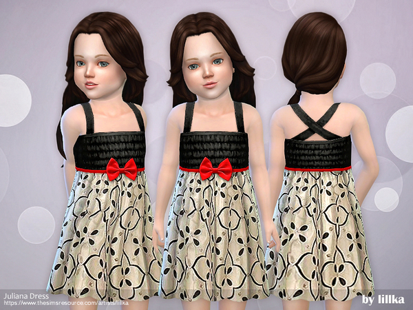 Juliana Dress
