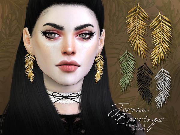 Jerona Earrings