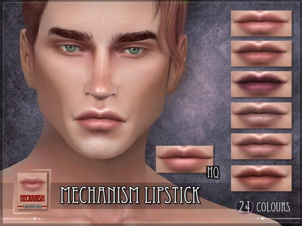 Mechanism Lipstick   unisex