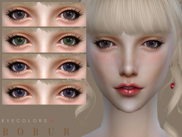 Bobur Eyecolors 08