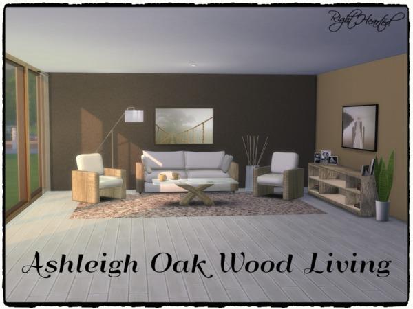 Ashleigh Oak Wood Living