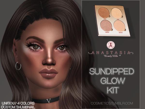 sundipped glow kit