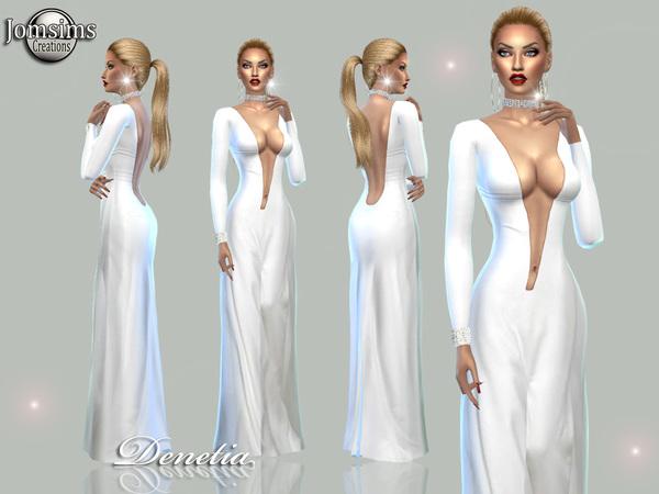Denetia Dress