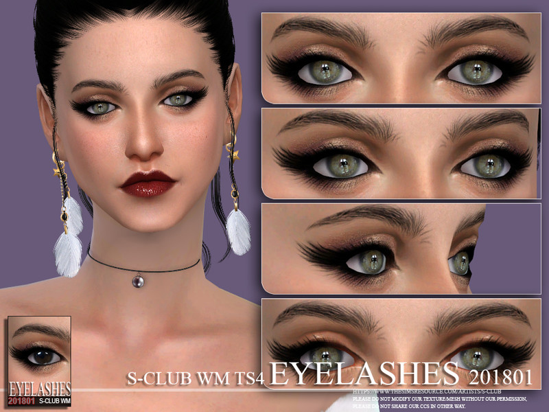 7c1f5fab734 S-Club WM ts4 eyelashes 201801