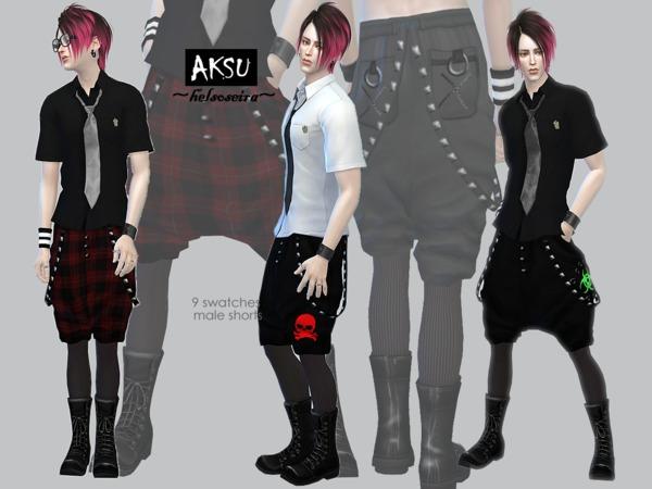AKSU   Shorts