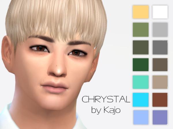 Chrystal Eyes by Kajo