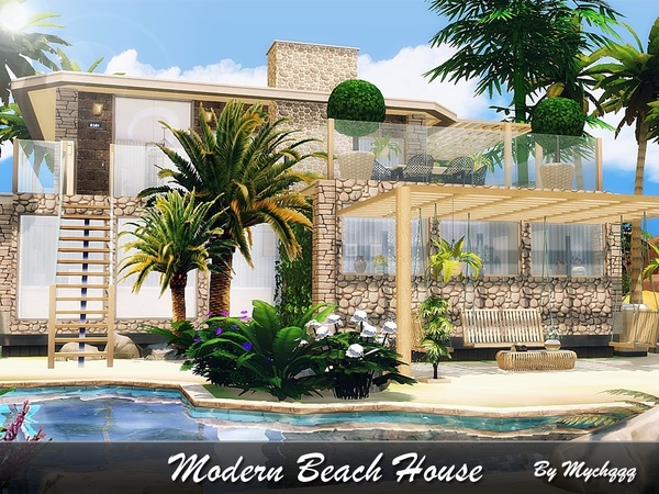 Modern Beach House N3