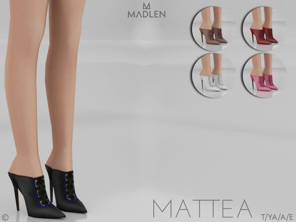 Madlen Mattea Shoes