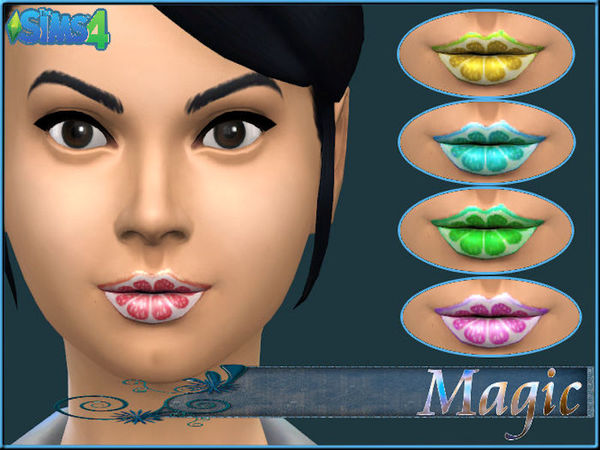 Lippen MagicFruttyS4