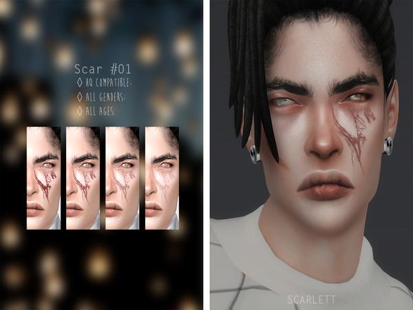 Scar #01