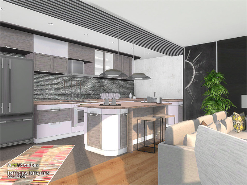 Artvitalex S Integra Kitchen