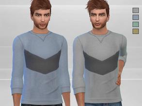 Sims 4 Male Clothing 'sweatshirt'