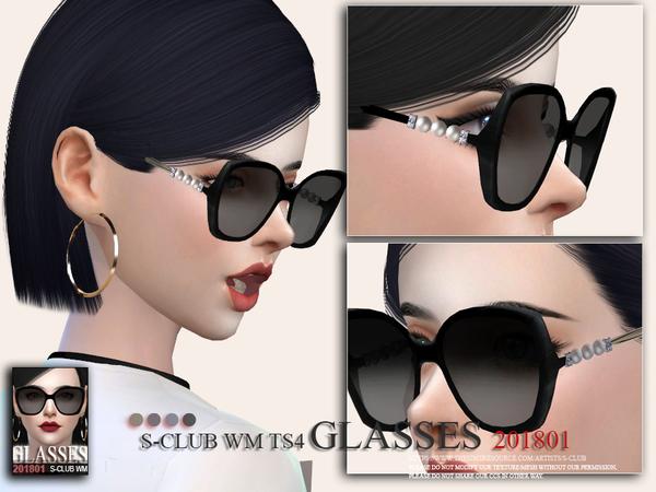 S Club ts4 WM Glasses F 201801