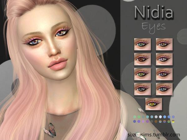 [Suzue] Nidia Eyes N5