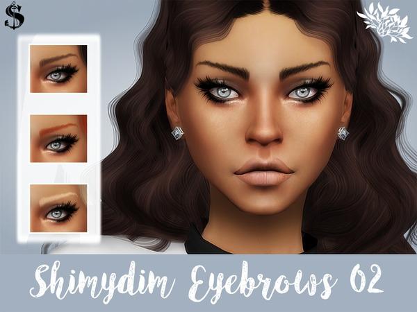 Shimydim Eyebrows 02