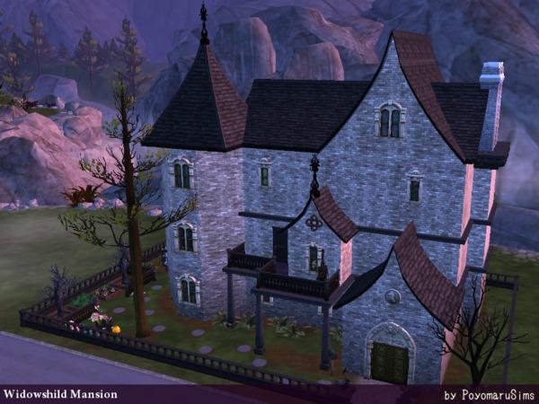 Widowshild Mansion
