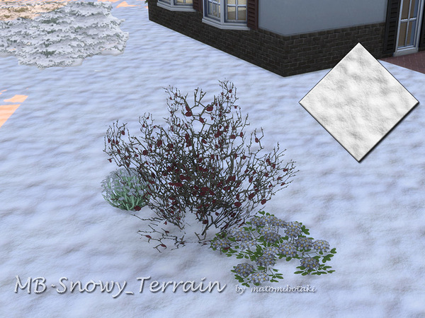 MB Snowy Terrain