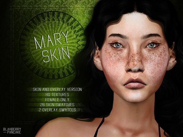 Mary Skin & Overlay