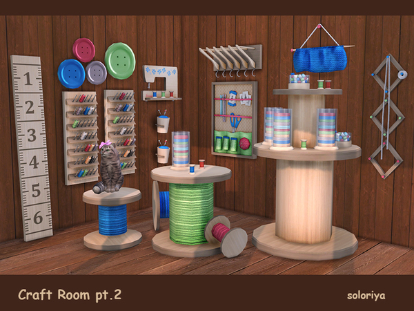 Craft Room Part 2