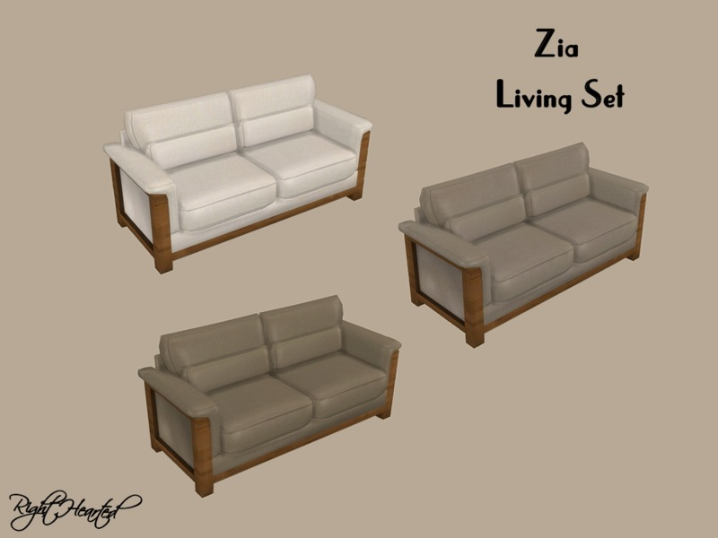 Admirable Righthearteds Zia Wooden Couch Home Remodeling Inspirations Cosmcuboardxyz