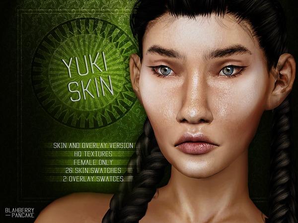 Yuki Skin & Overlay
