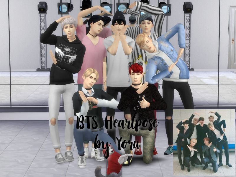 Bts in sims 3 how to get married