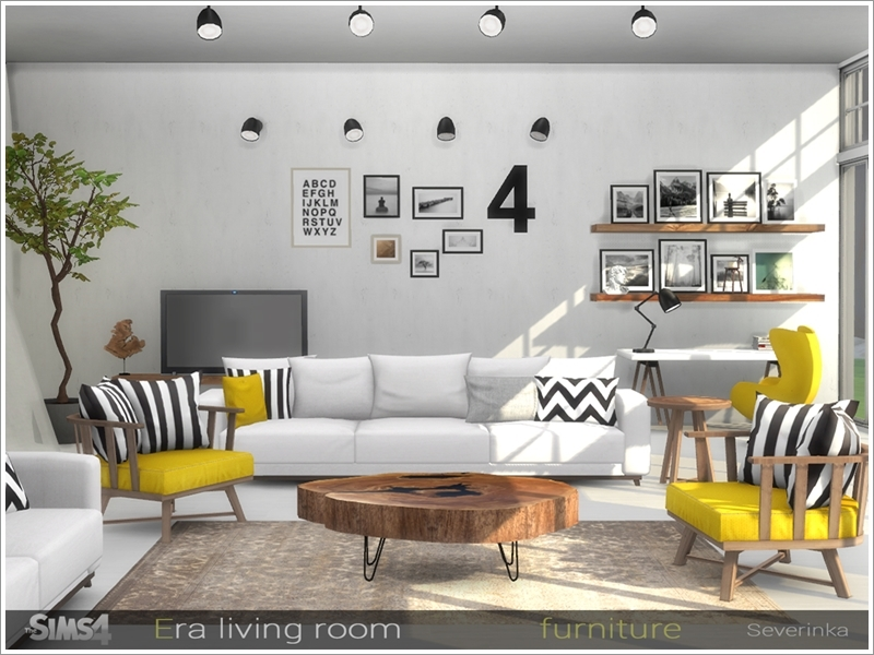 Tsr Sims  Living Room
