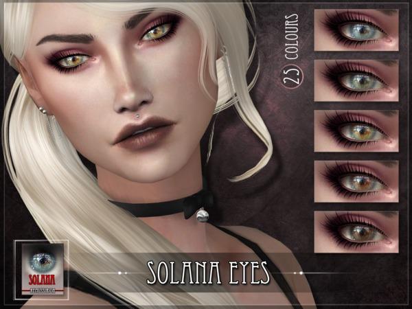 Solana Eyes