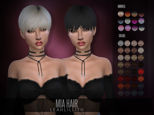 LeahLillith Mia Hair