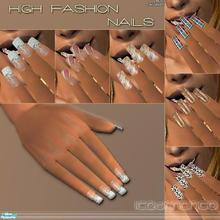 High Fashion Nail Collection