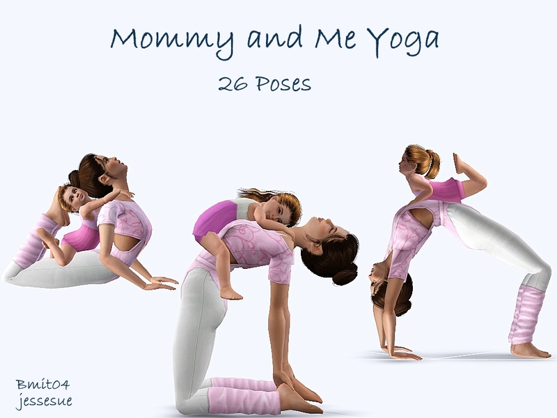 jessesue's Mommy and Me Yoga - Toddlers
