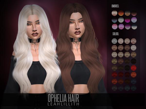 LeahLillith Ophelia Hair
