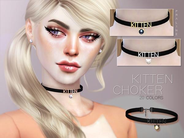 Kitten Choker