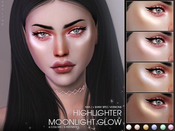 Moonlight Glow Highlighter N44