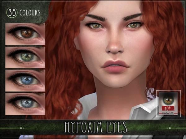 Hypoxia Eyes