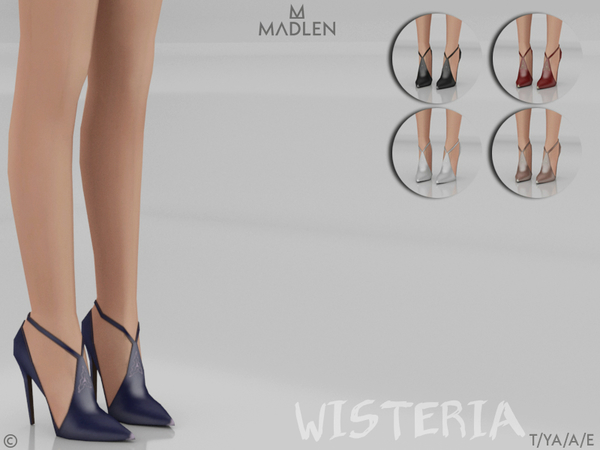 Madlen Wisteria Shoes