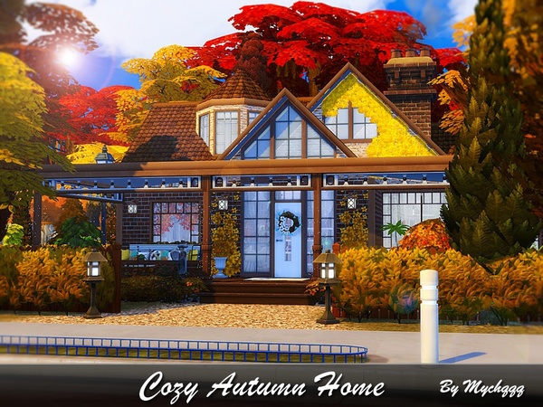 mychqqqs cozy autumn home